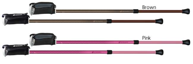 walking poles SINANO double canes soft