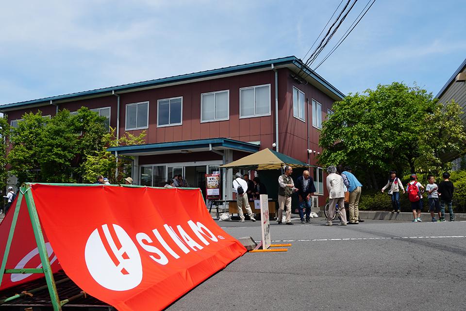 SINANO工場祭のお知らせ
