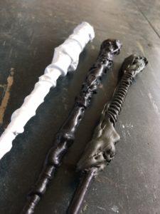 魔法の杖 作り方 ハンドメイド