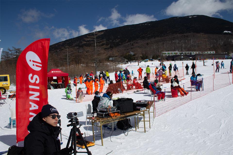 シナノ100周年スキー大会