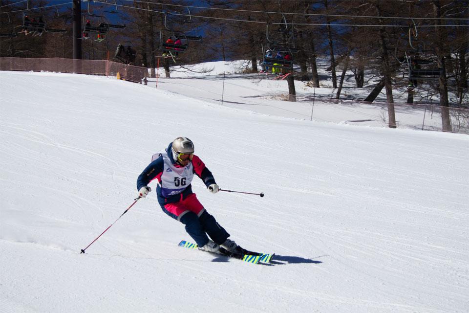 シナノ100周年スキー大会 参加者