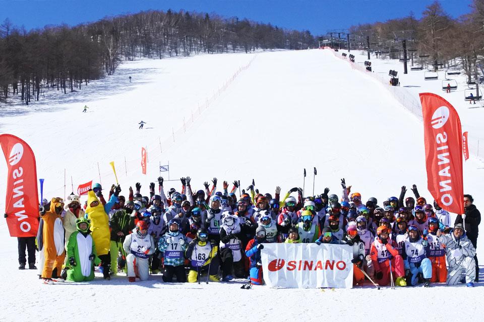 2019シナノ100周年スキー技術選大会開会式
